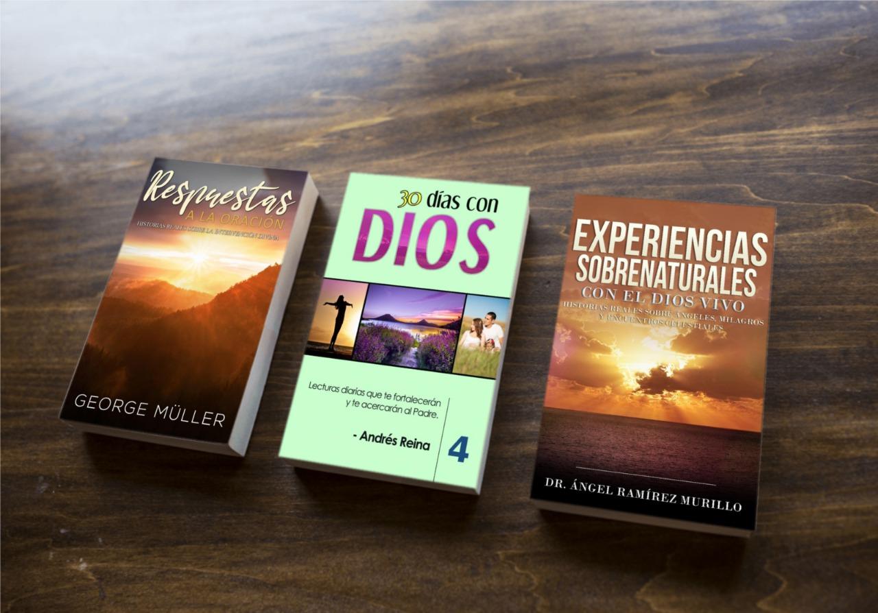 3 libros cristianos